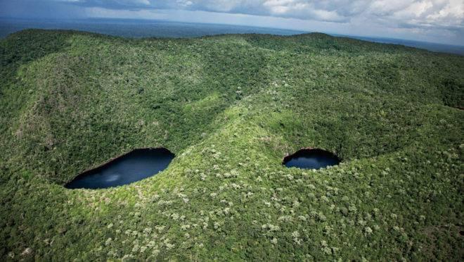 Maior reserva de nióbio do Brasil está no Morro dos Seis Lagos, em São Gabriel da Cachoeira (AM): reserva abriga área indígena e área de proteção ambiental.