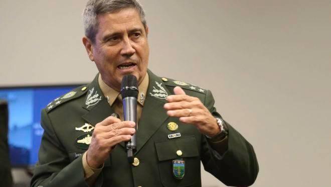 General Walter Braga Netto acredita que governo não vai fazer corte de verbas