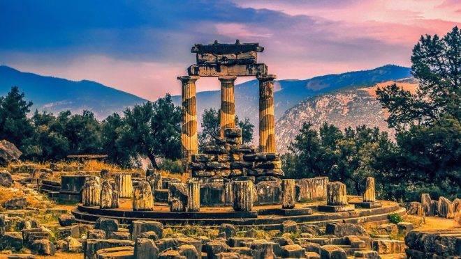 A história marcou Delfos como um dos maiores enigmas do mundo antigo.