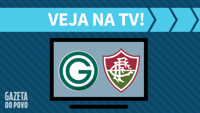 Goiás x Fluminense: veja na TV