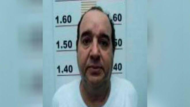 Carlos Eduardo dos Santos, 54 anos, preso desde 2016 em Sorocaba (SP): DNA dele corresponde ao material genético colhido em 2008 na investigação da morte da menina Rachel Genofre.