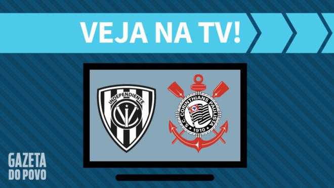 Independiente del Valle x Corinthians: veja na TV