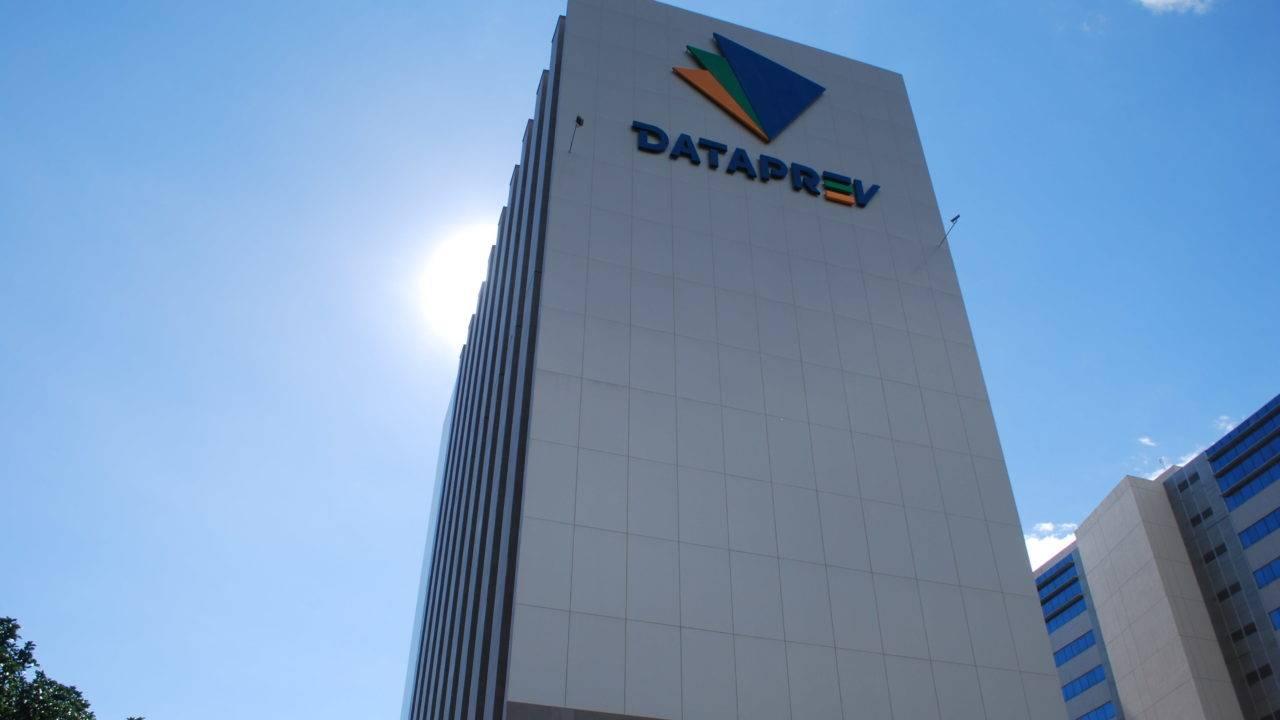 Sede da Dataprev, em Brasília.