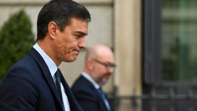Primeiro-ministro da Espanha, Pedro Sánchez
