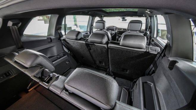 Volkswagen Tiguan Allspace é uma das opções com 7 lugares. Foto: Volkswagen/ Divulgação
