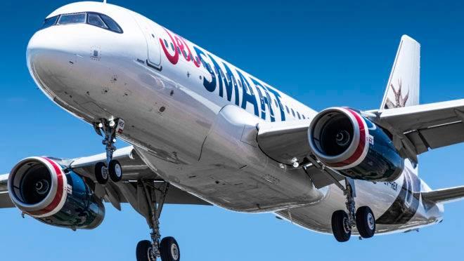Airbus 320Neo da JetSmart
