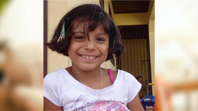 Rachel Genofre foi morta quando tinha apenas 9 anos, em 2008