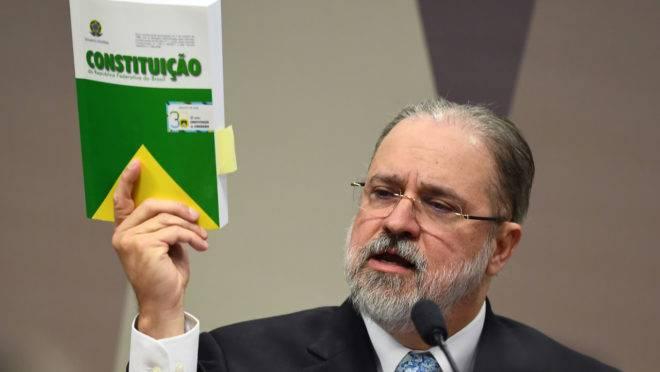 Augusto Aras, novo PGR, fez a estreia no STF como chefe do MP