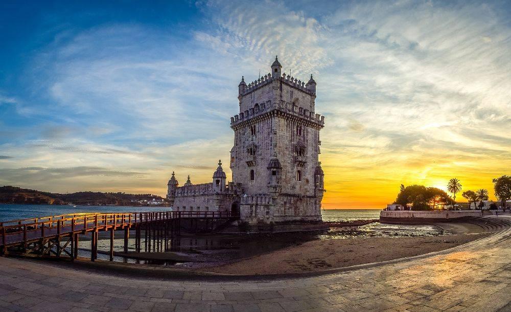 Não há um limite de gerações para conseguir a cidadania portuguesa. Na foto, a famosa Torre de Belém. Foto: Pixabay