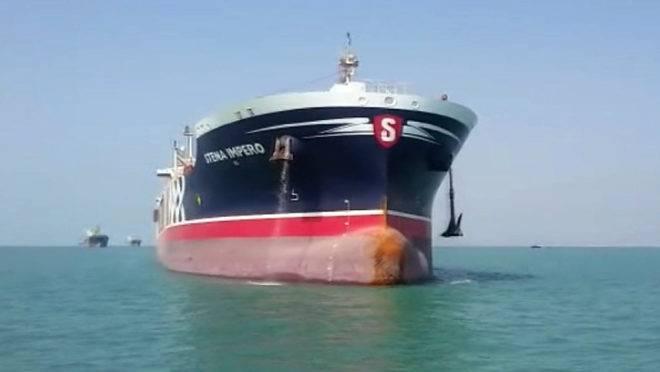 Petroleiro Stena Impero é liberado pelo Irã