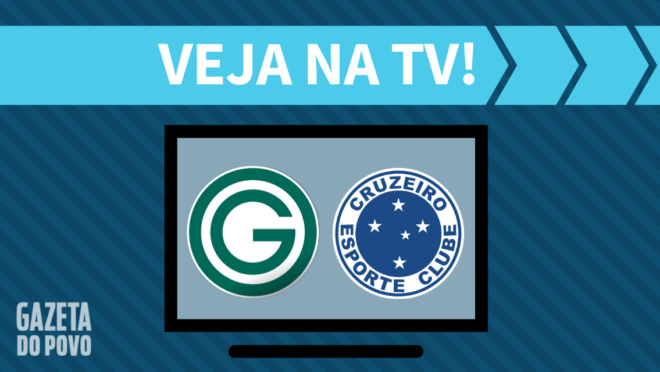 Goiás x Cruzeiro: veja na TV