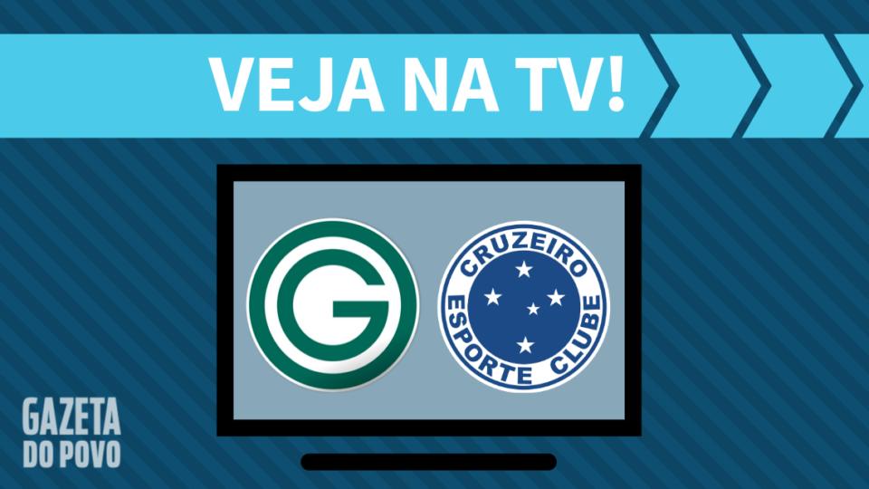 Goiás x Cruzeiro AO VIVO: saiba como assistir ao jogo na TV e online