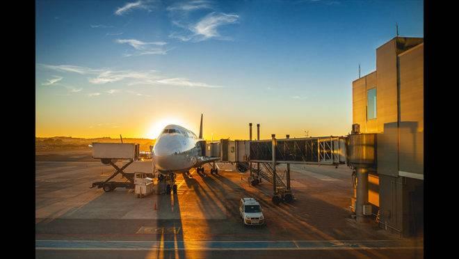 Investimento em aeroportos