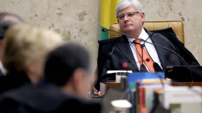 Decisão do STF sobre Rodrigo Janot