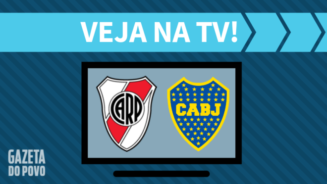 River Plate x Boca Juniors: veja na TV