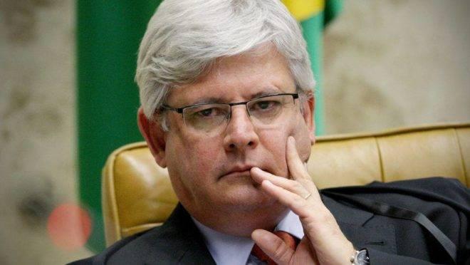 O ex-procurador geral da República, Rodrigo Janot.