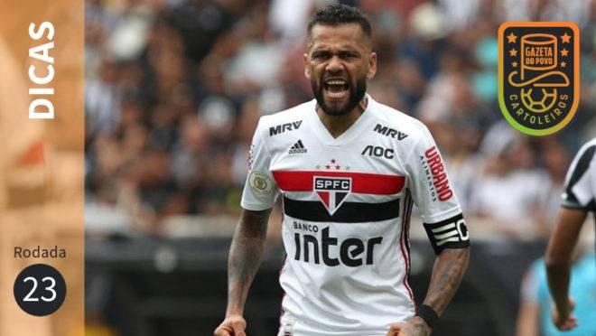 Dicas do Cartola FC 2019 – 23ª rodada: escalações e apostas