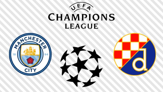 Manchester City x Dínamo Zagreb: veja na TV