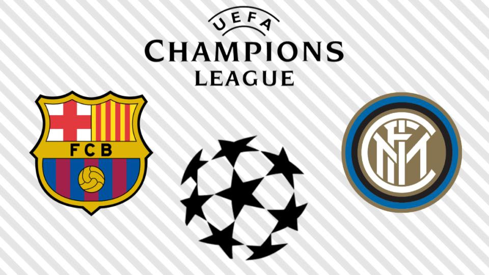 Barcelona x Internazionale AO VIVO: saiba como assistir ao jogo online