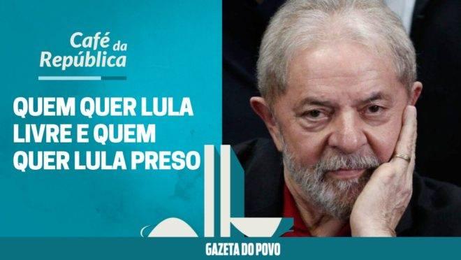 """Por que a Lava Jato pede """"Lula livre"""" e o PT quer """"Lula preso"""""""