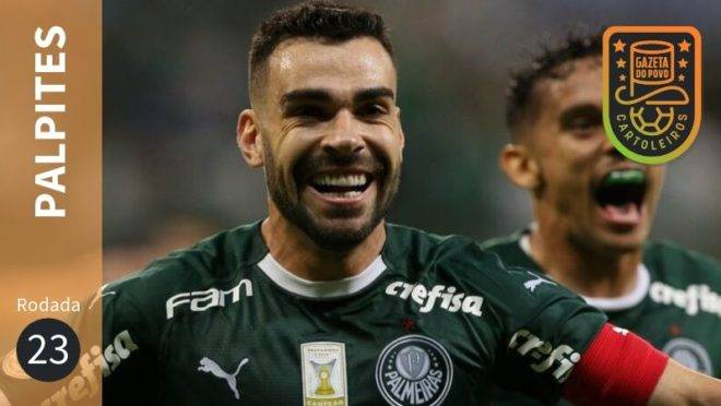 Palpites da 23ª rodada do Brasileirão 2019.