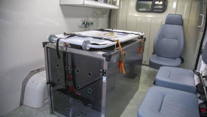 Ambulância de cães e gatos de Curitiba equivale a uma UTI móvel do Samu voltada para  animais.