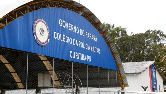 Colégio da Polícia Militar do Paraná em Curitiba
