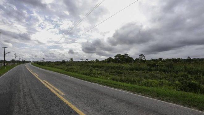Área por onde passaria uma nova rodovia é fruto de um processo controverso de doação.