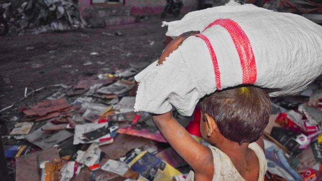 Pobres: esquecidos pelos governantes