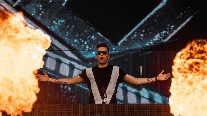 DJ Nick Romero