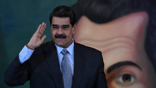 Ditador Nicolás Maduro