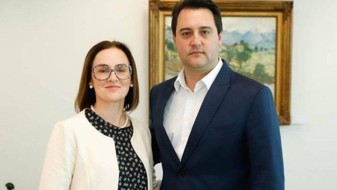 Governador Ratinho Junior escolheu a advogada Priscilla Placha Sá para ser desembargadora no Tribunal de Justiça do Paraná, pelo quinto constitucional da OAB.