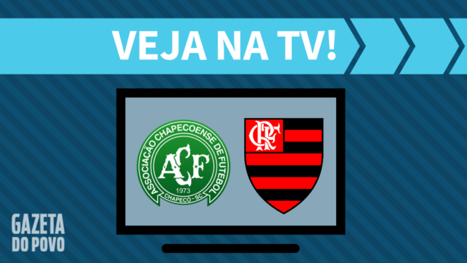 Chapecoense x Flamengo: veja na TV