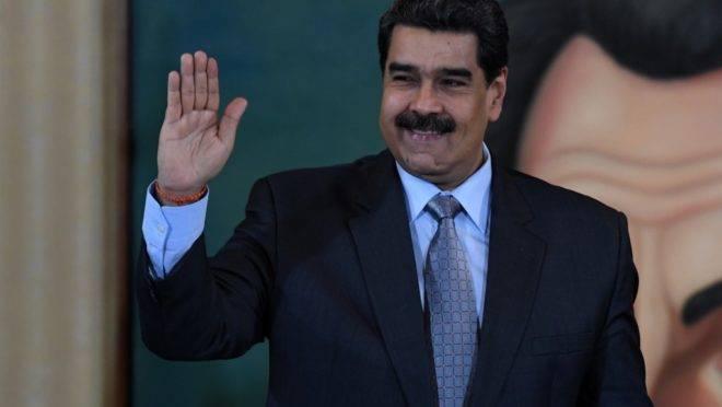 Ditador da Venezuela, Nicolás Maduro, em Caracas, 30 de setembro de 2019