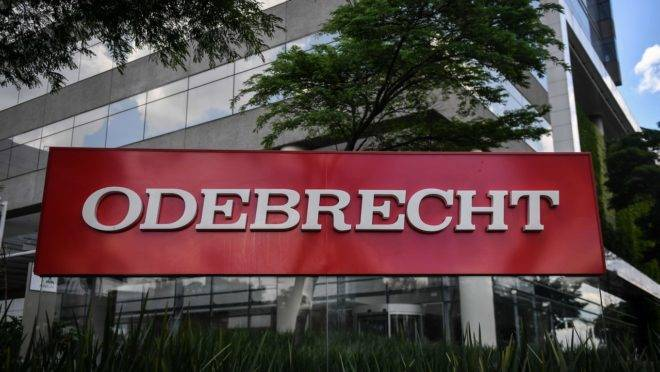 falência da Odebrecht