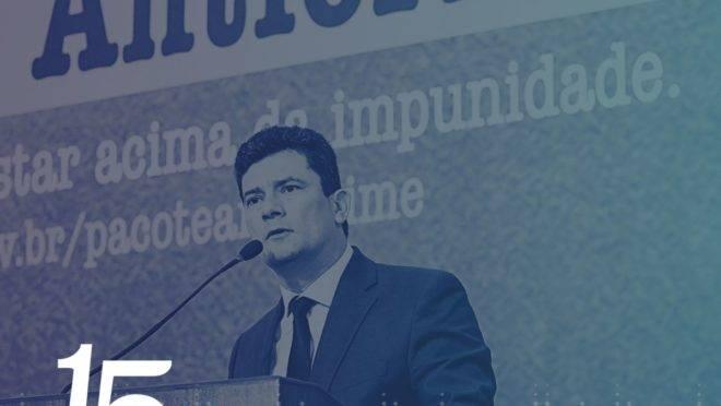 Sergio Moro - anticrime