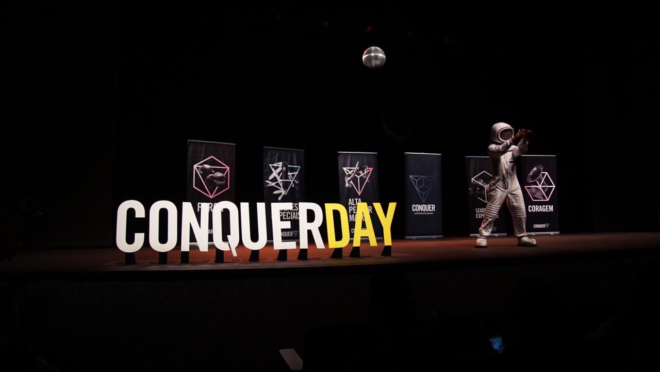 Conquer Day