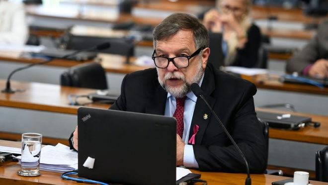 Senador Flavio Arns (Rede-PR)
