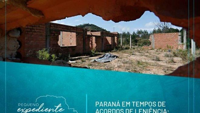 """O """"boom"""" dos acordos de leniência e seus reflexos na gestão Ratinho Junior"""