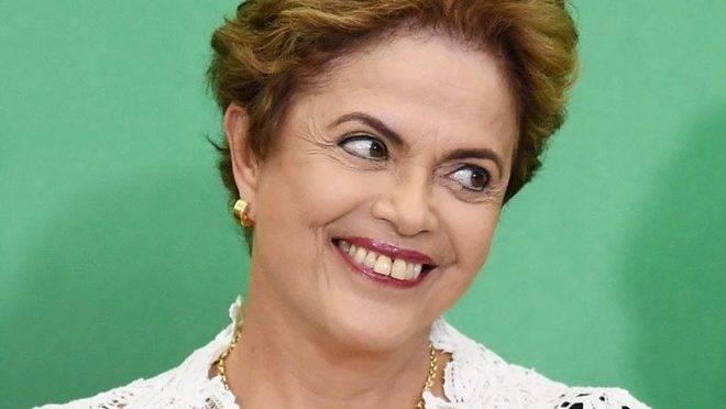Dilma Rousseff, ex-presidente do Brasil que sofreu impeachment em 2016 por causa das chamadas pedaladas fiscais.
