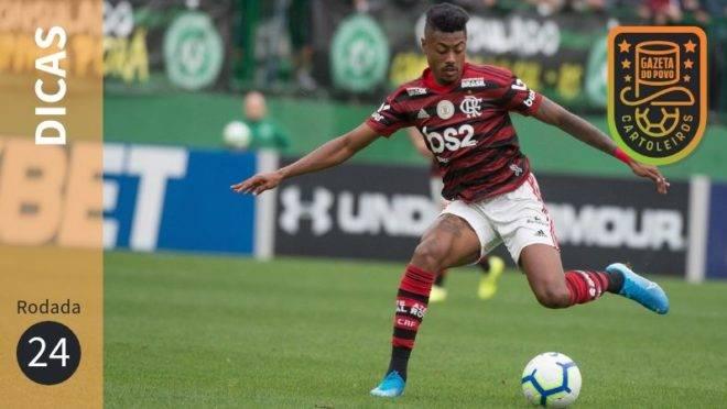 Dicas da 24ª rodada do Cartola FC 2019
