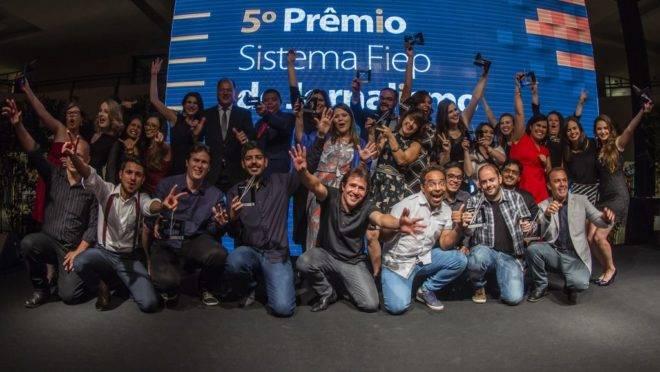Prêmio Fiep de Jornalismo