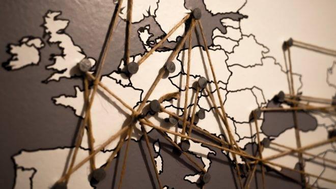 O pessimismo está aumentando na Europa, onde o crescimento econômico continua baixo