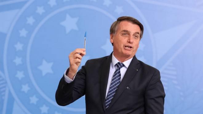 Fim do Dpvat: medida provisória foi assinada pelo presidente Jair Bolsonaro.