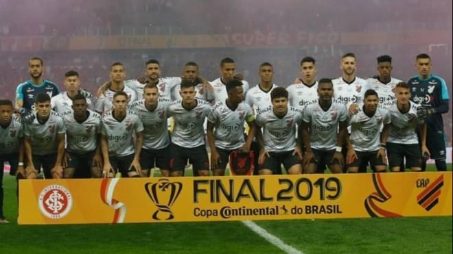 Título da Copa do Brasil ajudou Athletico a crescer nas redes sociais
