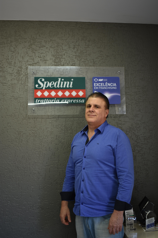 Luiz Antonio Eugenio de Lima é sócio-proprietário do <em>Spedini</em> e conversou com o <strong>Paraná S/A</strong> sobre os negócios. Confira o bate-papo.