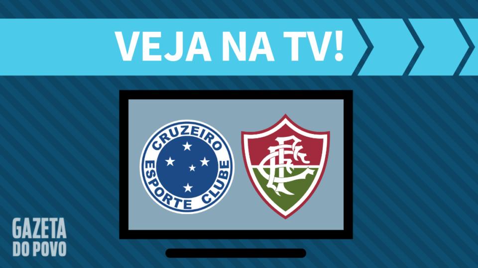 Cruzeiro x Fluminense AO VIVO: saiba como assistir ao jogo na TV