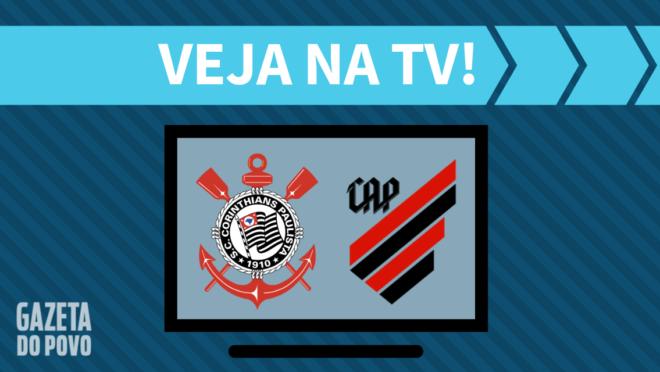 Corinthians x Athletico: veja online