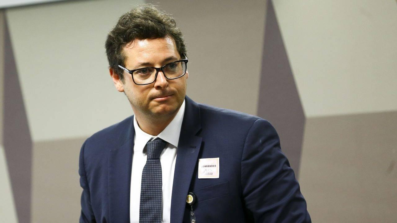 O secretário especial de Comunicação, Fabio Wajngarten.