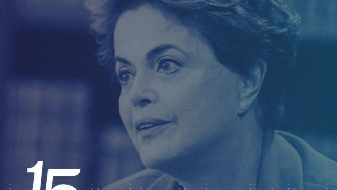 Os gastos secretos de Dilma Rouseff e a multa de Lula progredir para o regime semiaberto